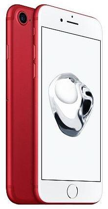 iPhone 7 pris 32GB Rød