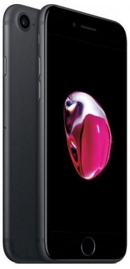 iPhone 7 pris 128GB Sort
