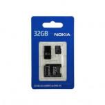 Nokia MU-45 MicroSDHC 32GB Hukommelseskort