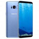 Samsung Galaxy S8 plus pris Blå